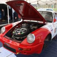 Rebenland Rallye 2014 Porsche 911 Paolo Pasutti Service