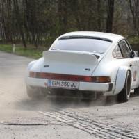 Rebenland Rallye 2014 Porsche 911 Kris Rosenberger SP 11