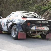 Rebenland Rallye 2014 Lancia Stratos Burghard Brink Streik SP 11