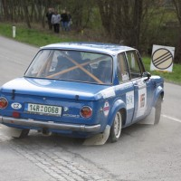 Rebenland Rallye 2014 BMW 2002 Ales Jiratko SP 11