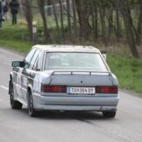 Rebenland Rallye 2014 Mercedes-Benz 190 2,3 Roman Pumper SP 11