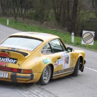 Rebenland Rallye 2014 Porsche 911 Anton Reisenhofer SP 11