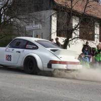 Rebenland Rallye 2014 Porsche 911 Kris Rosenberger SP6