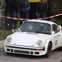 Rebenland Rallye 2014 Porsche 911 Kris Rosenberger SP 12