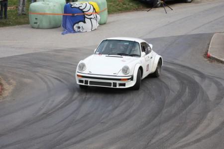 Rebenland Rallye 2014 Porsche 911 Kris Rosenberger