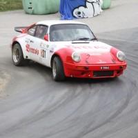 Rebenland Rallye 2014 Porsche 911 Paolo Pasutti SP 12