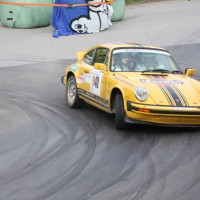 Rebenland Rallye 2014 Porsche 911 Anton Reisenhofer SP 12