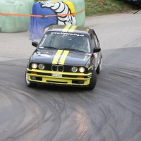 Rebenland Rallye 2014 BMW 318iS E30 Dieter Bardel SP 12