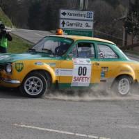 Rebenland Rallye 2014 Ford Escort SP6
