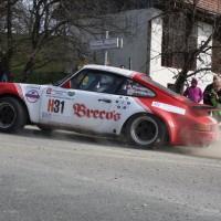 Rebenland Rallye 2014 Porsche 911 Paolo Pasutti SP 6