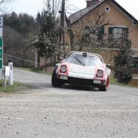 Rebenland Rallye 2014 Lancia Stratos Burghard Brink SP6