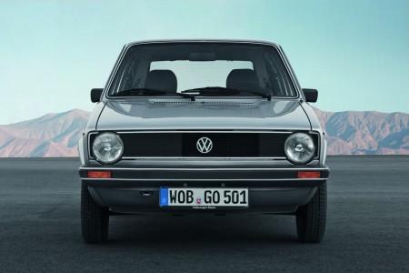 VW Golf I – 1974 bis 1983