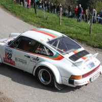 Lavanttal Rallye 2014 Porsche 911 Willi Rabl SP5