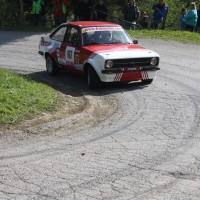 Lavanttal Rallye 2014 Ford Escort RS 2000 Rino Muradore SP 5