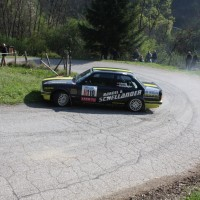 Lavanttal Rallye 2014 BMW 318iS E30 Dieter Bardel SP 5