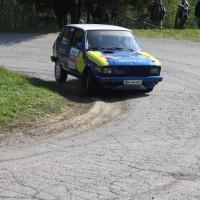 Lavanttal Rallye 2014 Zastava Yugo Simon Mlinar SP 5