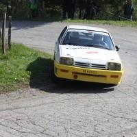 Lavanttal Rallye 2014 Opel Manta B 200E Flavio Manzelli SP 5