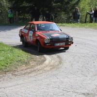 Lavanttal Rallye 2014 Mitsubishi Lancer GSR Gerd Sonntag SP5