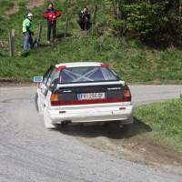 Lavanttal Rallye 2014 Audi Coupe Quattro Markus Ossberger SP5