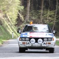 Lavanttal Rallye 2014  Fred Walter Gruppe-B-Safari-Boliden Nissan 240 RS SP 8