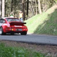 Lavanttal Rallye 2014 Porsche 911 Paolo Pasutti SP 8