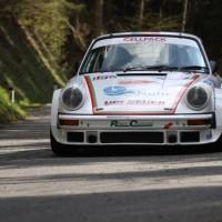 Lavanttal Rallye 2014 Porsche 911 Willi Rabl SP 8