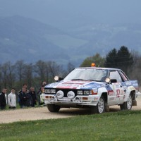 Lavanttal Rallye 2014 Fred Walter Gruppe B Safari Nissan 240 RS SP 11