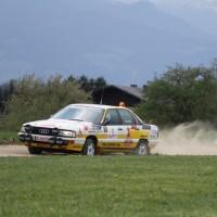 Lavanttal Rallye 2014 Audi 200 Quattro Stiq Blomqvist SP 11