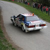 Lavanttal Rallye 2014 Fred Walter Gruppe-B-Safari-Boliden Nissan 240 RS SP 5
