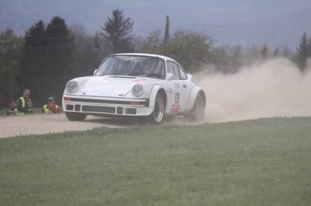 Lavanttal Rallye 2014 Kris Rosenberger Porsche 911 SP 11 Rundkurs Eitweg