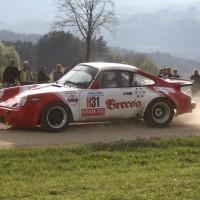 Lavanttal Rallye 2014 Paolo Pasutti Porsche 911 SP 11