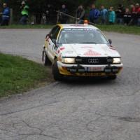 Lavanttal Rallye 2014 Audi 200 Quattro Stig Blomqvist SP 5