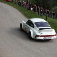 Lavanttal Rallye 2014 Porsche 911 Kris Rosenberger SP5