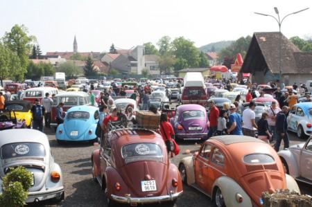 VW Käfertreffen Eggenburg 2014