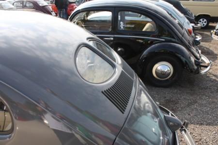 Der VW-Käfer gehört zu den beliebtesten Oldtimern in Deutschland