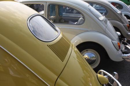 1. Mai 2014 VW Käfertreffen Eggenburg Teil 2