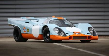 """Porsche 917K von Steve McQueen im Film """"Le Mans"""" wird versteigert"""