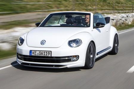 Abt tunt VW Beetle Cabrio
