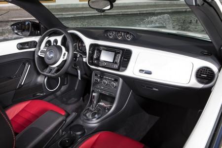 Abt VW Beetle Cabrio Innenraum