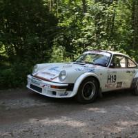 Schneebergland Rallye 2014 Porsche 911 Willi Rabl