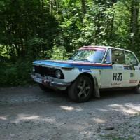 Schneebergland Rallye 2014 BMW 2002 TI Bernhard Jensch