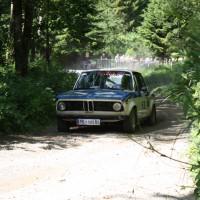 Schneebergland Rallye 2014 BMW 2002 TI Karl Raab