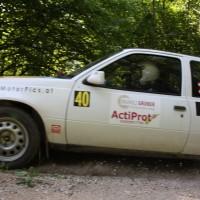 Schneebergland Rallye 2014 Opel Kadett GSI 16V Kurt Adam