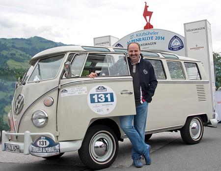 VW Bus T1 Samba Lafer Starkoch