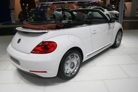 Volkswagen Beetle Cabriolet Karmann