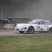 Schneebergland Rallye 2014 Porsche 911 Willi Rabl SP12