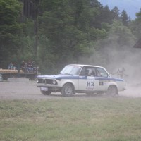 Schneebergland Rallye 2014 BMW 2002 TI Karl Raab SP12
