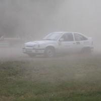 Schneebergland Rallye 2014 Opel Kadett GSI 16V Kurt Adam SP 12