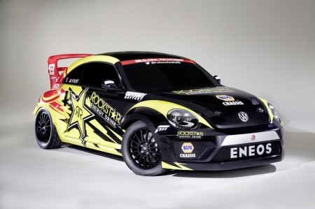 GRC Beetle Volkswagen Andretti Rallycross Teams USA Käfer VW