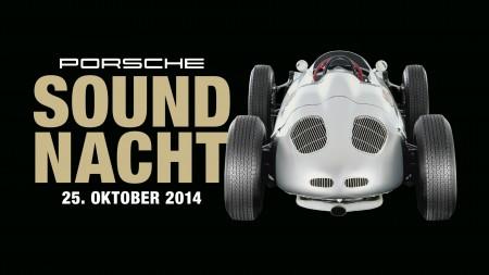 Sound Nacht im Porsche Museum